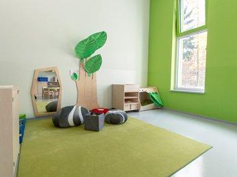 Kindergarten Spielecke