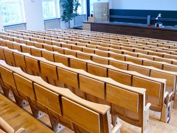 Vorlesungsraum Universität