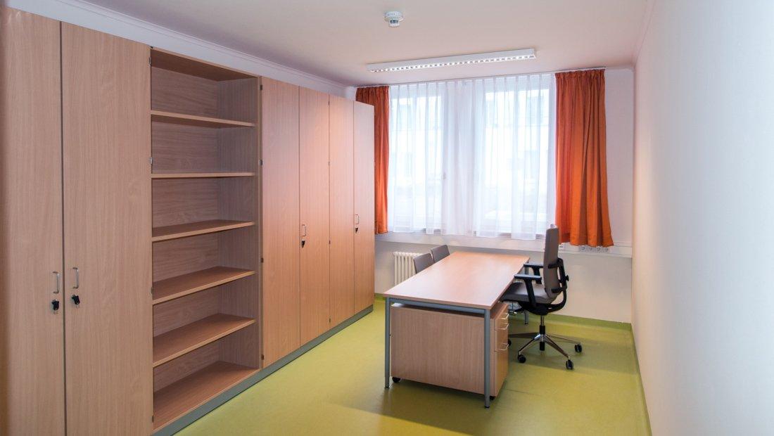 Büro im St. Marien Krankenhaus in Dresden