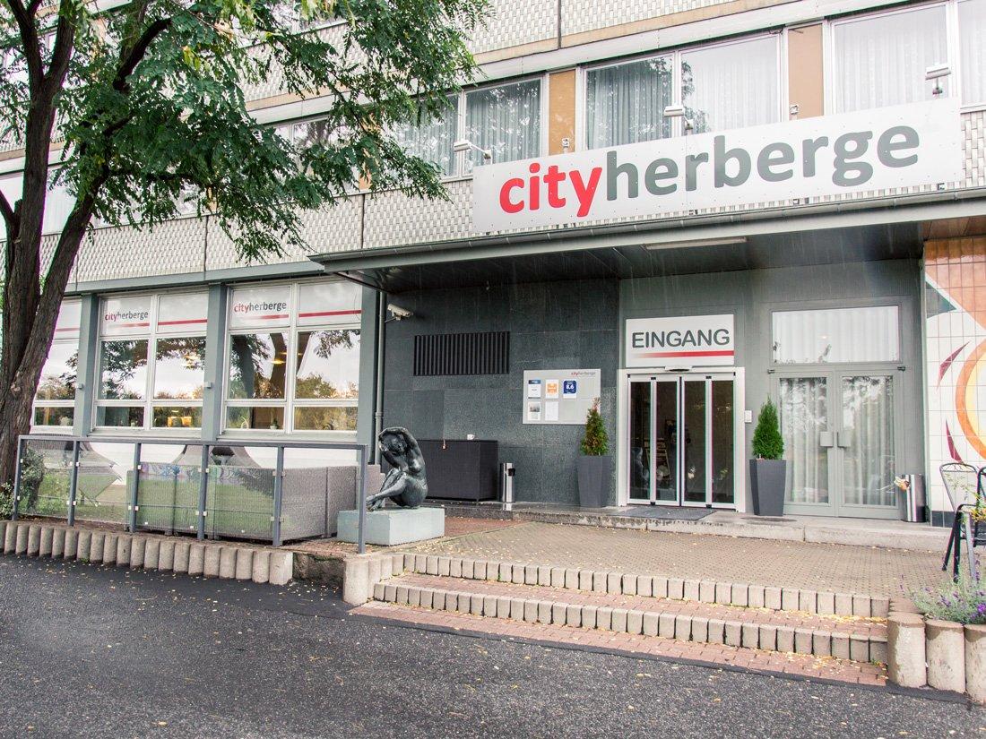 Cityherberge Dresden Aussenansicht