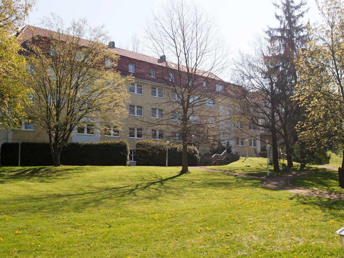 Aussenbild Hotel am Burgholz, Tabarz