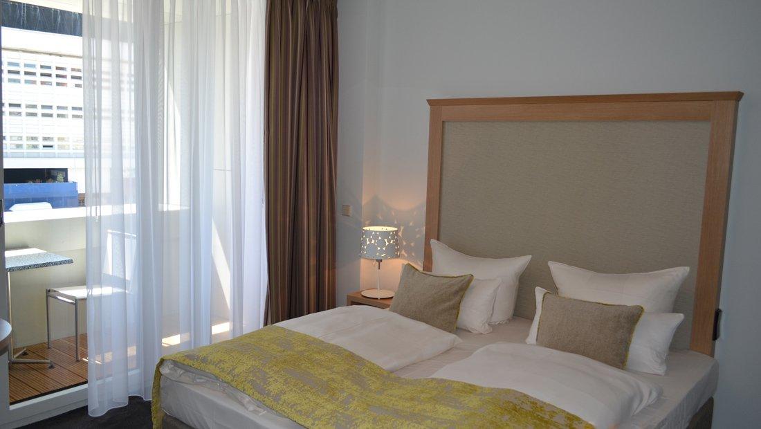 Aparthotel am Schloss Dresden - Doppelzimmer