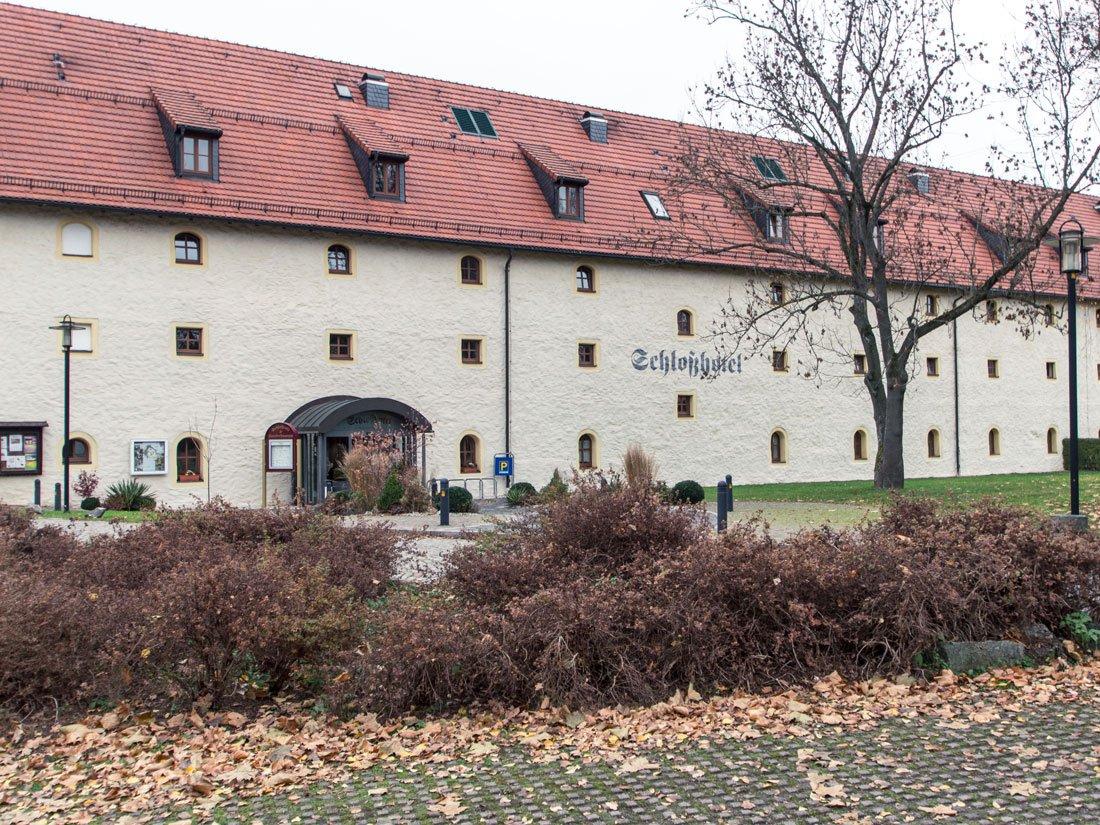 Aussenbild Wasserschlosshotel Klaffenbach