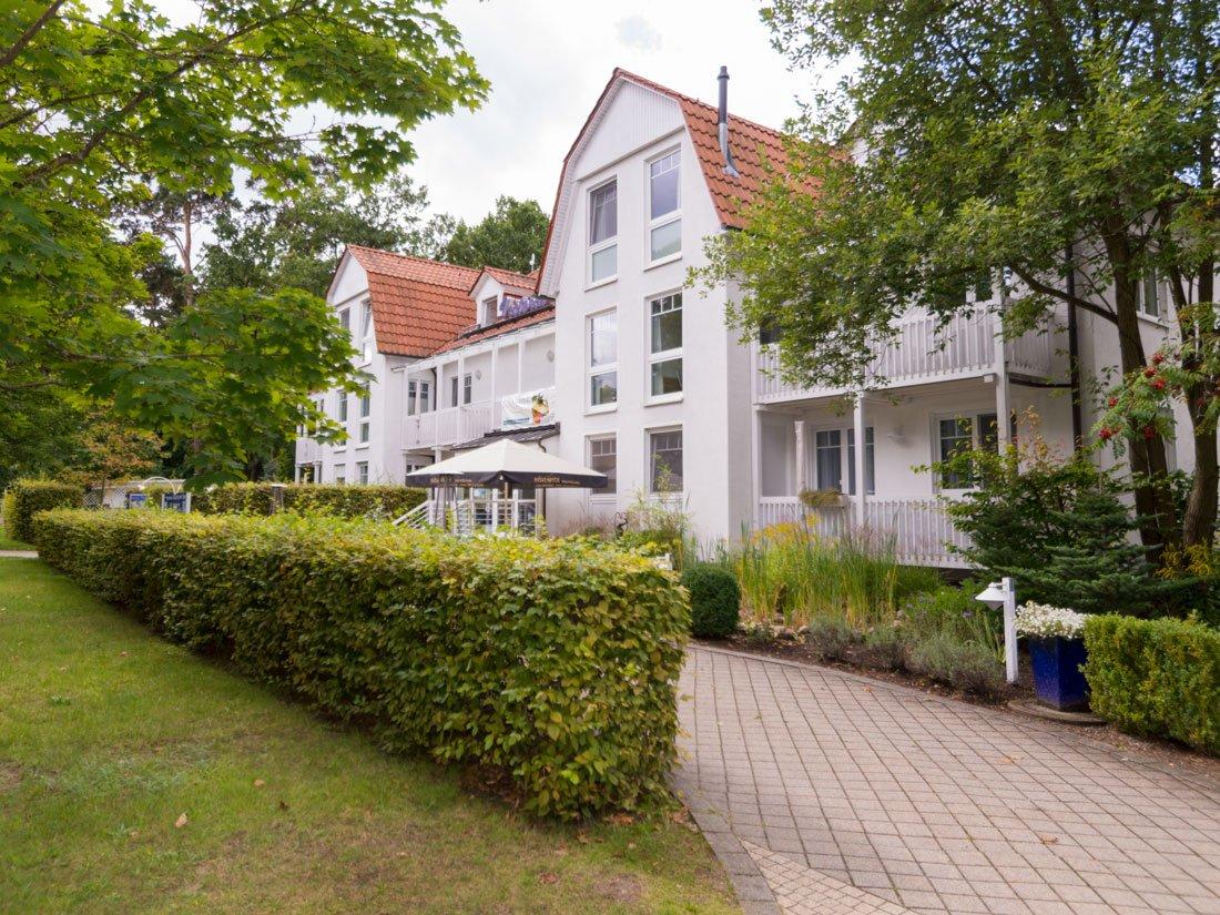 Aparthotel Victoria Aussenansicht
