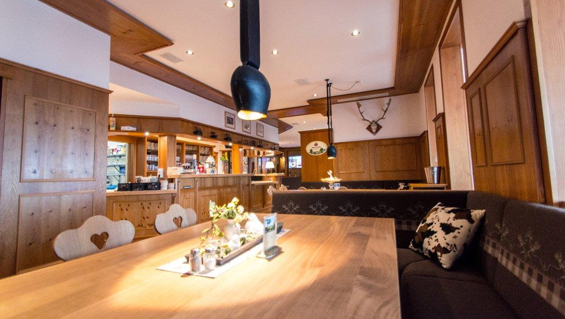 Detail Lampe Restaurant im Hotel Augustusberg in Bad Gottleuba