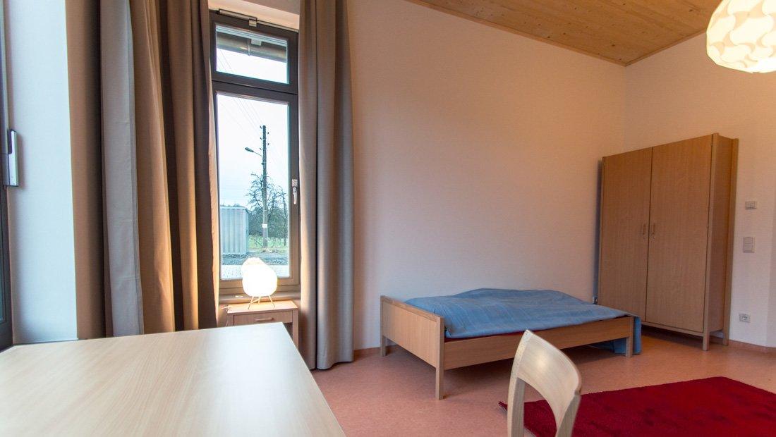 Einzelzimmer Heilpädagogik Bonnewitz