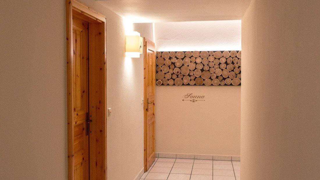 Flur Hotel Augustusberg in Bad Gottleuba