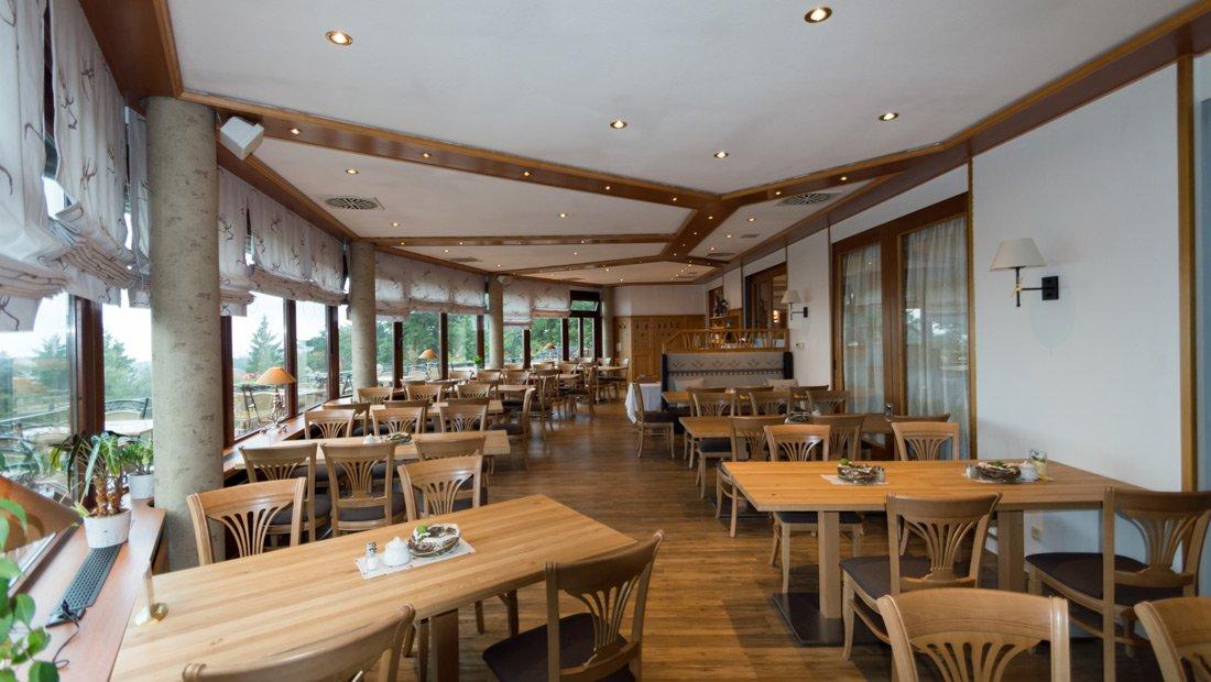 Restaurant im Hotel Augustusberg in Bad Gottleuba