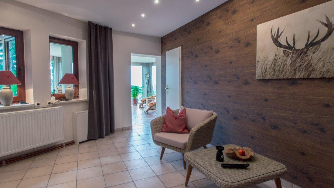 SPA Bereich im Hotel Augustusberg in Bad Gottleuba