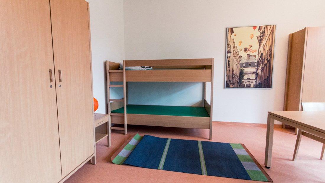 Zweibettzimmer-Heilpädagogik Bonnewitz