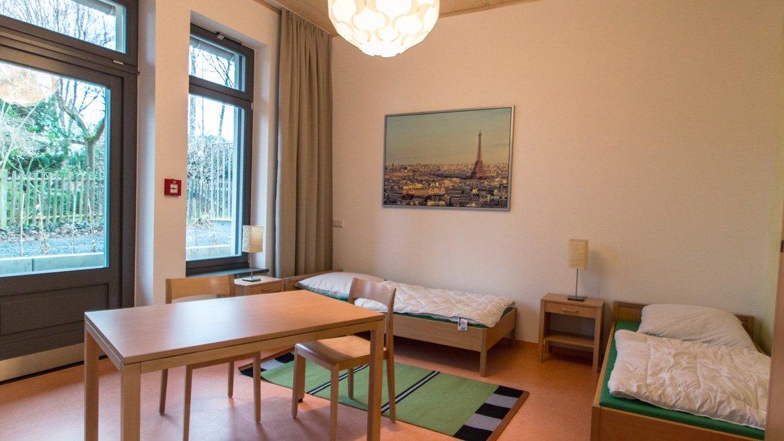 Zweibettzimmer Heilpädagogik Bonnewitz