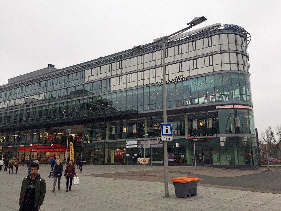 Gon Euope Holding Aussenansicht Dresden.