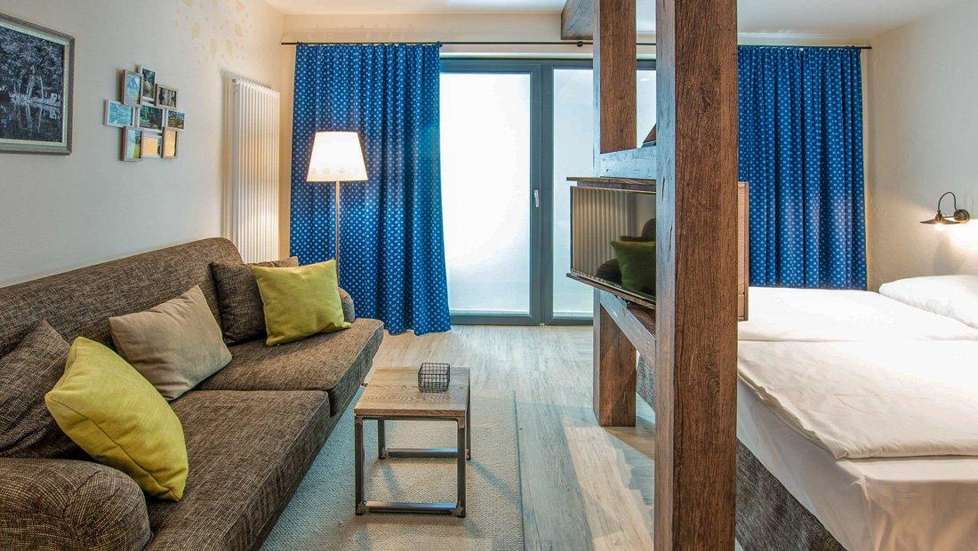Wohnbereich-Hotel-Spreewelten