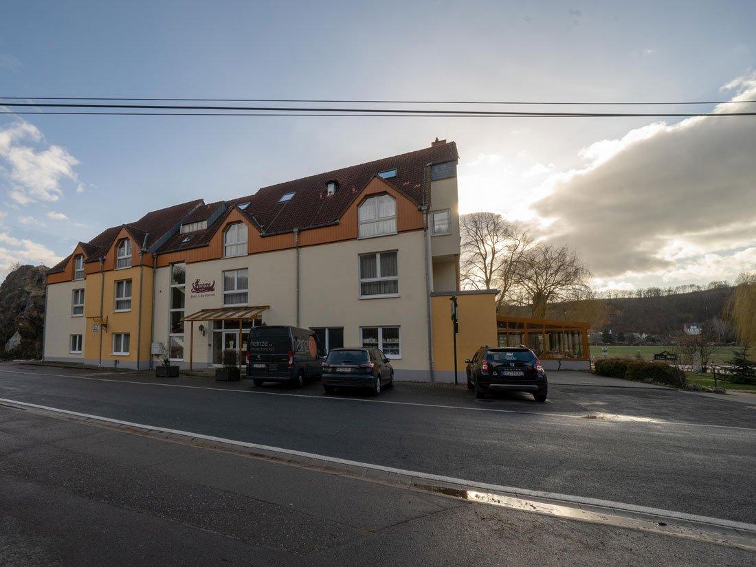 Außenansicht-Hotel-Knorre-Meißen