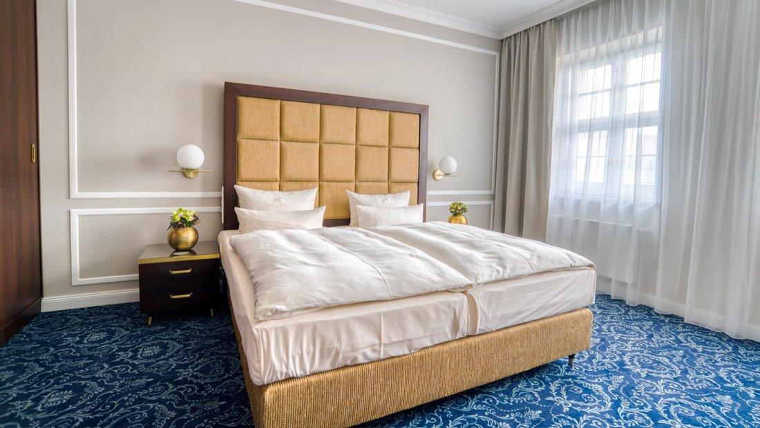 Hotel-Suitess-Doppelzimmer